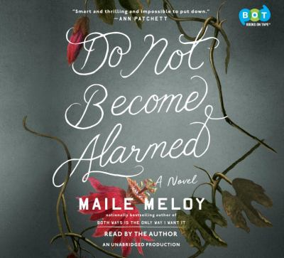 Details about Do Not Become Alarmed (sound recording)