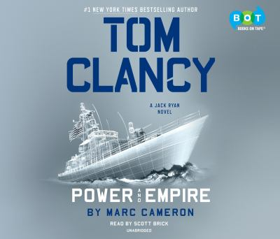 Details about Tom Clancy Power and Empire (sound recording)
