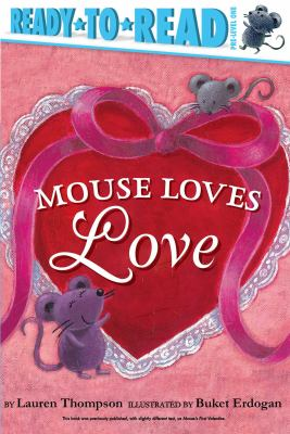 Details about Mouse Loves Love