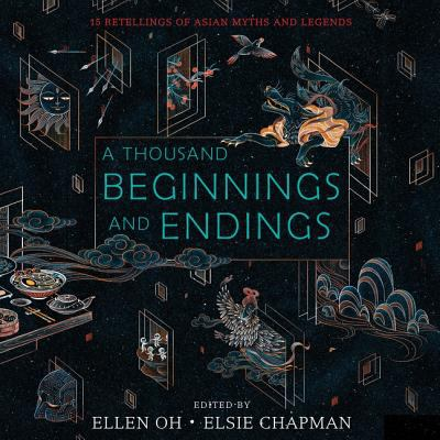 Details about A Thousand Beginnings and Endings [cdbook]