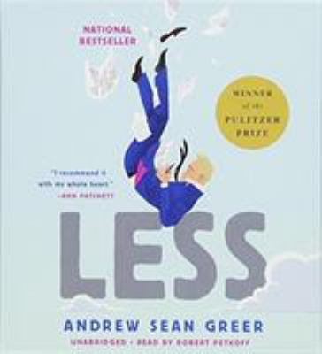 Details about Less: A Novel (sound recording)