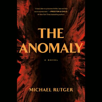 Details about The Anomaly (sound recording)