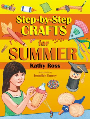 Details about Step-by-Step Crafts for Summer