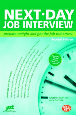 Details about Next-day job interview : prepare tonight and get the job tomorrow