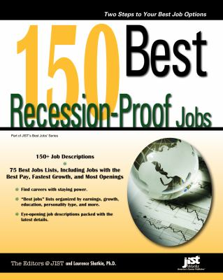 Details about 150 best recession-proof jobs