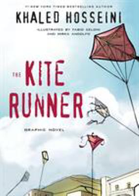 Details about The kite runner graphic novel