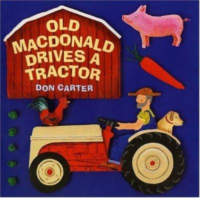 Details about Old MacDonald Drives a Tractor