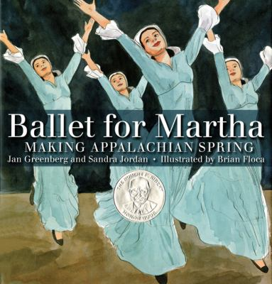 Details about Ballet for Martha: Making Appalachian Spring