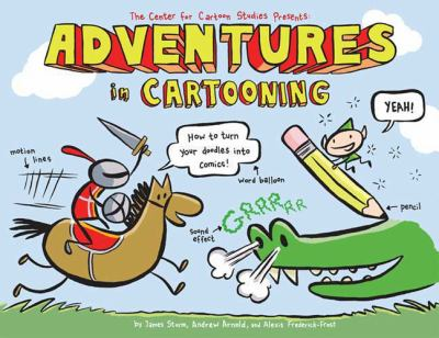 Details about Adventures in Cartooning