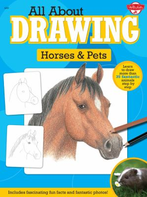 Details about All about drawing horses & pets