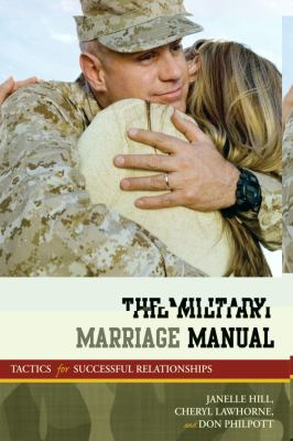 Details about The military marriage manual : tactics for successful relationships