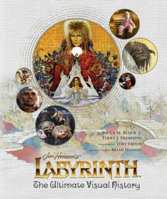 Details about Labyrinth: The Ultimate Visual History