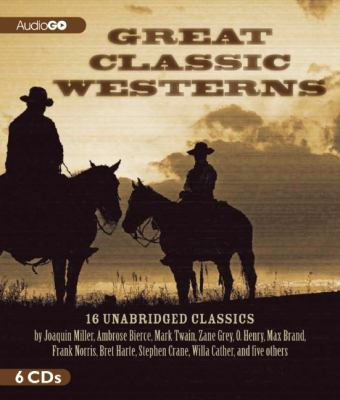 Details about Great Classic Westerns: Unabridged Short Stories (sound recording)