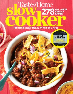 Details about Taste of Home Slow Cooker 3E: 425 Homemade Classics Ready When You Are!