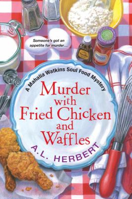 Details about Murder with Fried Chicken and Waffles