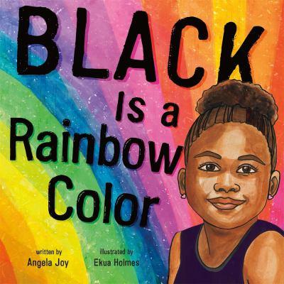 Details about Black Is a Rainbow Color