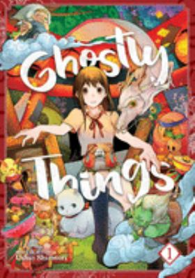 Details about Ghostly Things, Vol. 1
