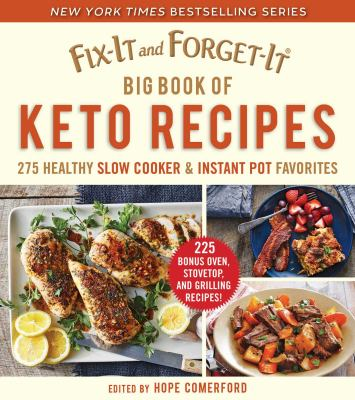 Details about Fix-It and Forget-It Big Book of Keto Recipes