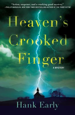 Details about Heaven's Crooked Finger: An Earl Marcus Mystery