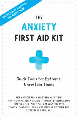 Details about The Anxiety First Aid Kit