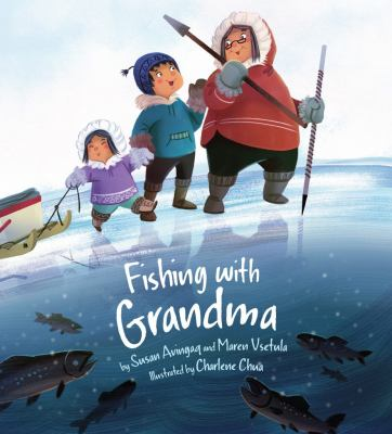 Details about Fishing with Grandma