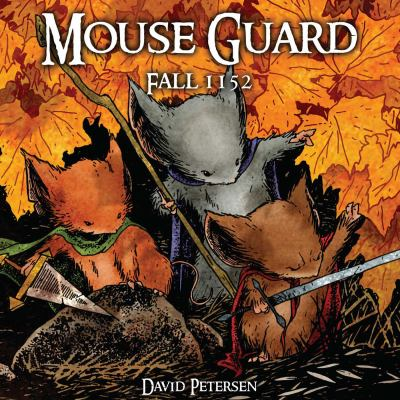Details about Mouse Guard : fall 1152