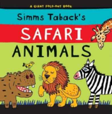 Details about Simms Taback's Safari Animals