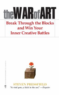 Details about The War of Art: Break Through the Blocks and Win Your Inner Creative Battles