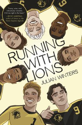 Details about Running with Lions