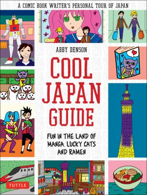 Details about Cool Japan Guide: Fun in the Land of Manga, Lucky Cats and Ramen