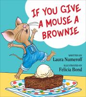 If You Give a Mouse a Brownie Cover Image