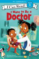 I Want to Be a Doctor Cover Image