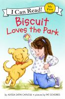 Biscuit Loves the Park Cover Image