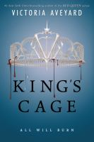 King's Cage Cover Image