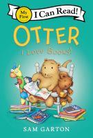 Otter: I Love Books! Cover Image