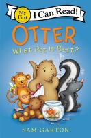 Otter: What Pet Is Best? Cover Image
