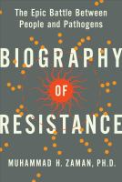 Biography of Resistance Cover Image