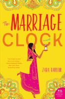 The Marriage Clock Cover Image