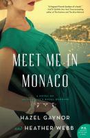 Meet Me in Monaco Cover Image