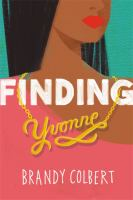 Finding Yvonne Cover Image