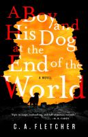 Boy and His Dog at the End of the World Cover Image