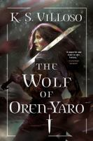 The Wolf of Oren-Yaro Cover Image