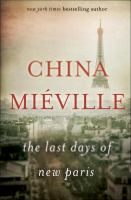 The Last Days of New Paris Cover Image