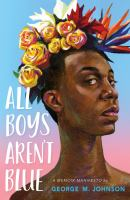 All Boys Aren't Blue Cover Image