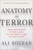 Anatomy of Terror: From the Death of Bin Laden to the Rise of the Islamic State Cover Image