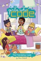 Girls Who Code: The Friendship Code Cover Image