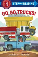 Go, Go, Trucks! Cover Image