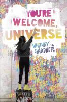 You're Welcome, Universe Cover Image