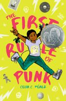 The First Rule of Punk Cover Image
