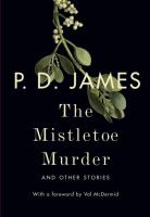 The Mistletoe Murder and Other Stories Cover Image